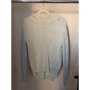 Light Blue Lululemon Sweater